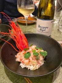 Carabinero Rice - The Sea The Sea
