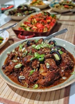 Beef Pongteh